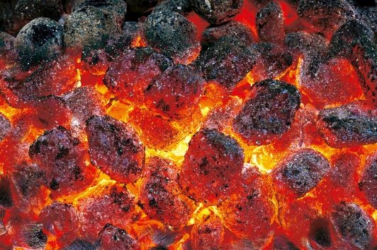 grillen-mit-holzkohlebriketts